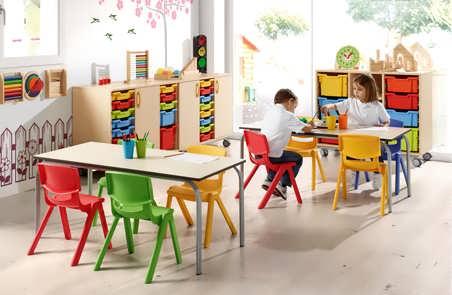 Mobiliario Infantil Escolar