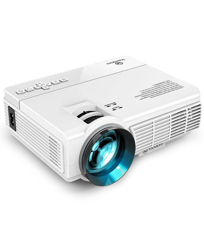 Mini proyector vankyo leisure